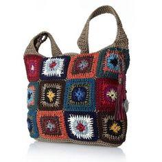 The Sak Marlborough Crochet Hobo Bag