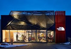 The North Face by Gensler Indianapolis 06