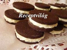 Nutella, Oreo, Cookie Recipes, Nom Nom, Biscuits, Recipies, Cookies, Food, Cooking