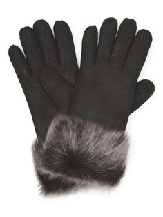 Shearling Townsend Gloves - Gloves - T.J.Maxx