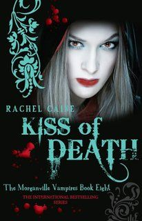 Kiss of death - Book 8