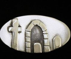Brownshill dolmen Carlow and Sleaty graveyard Carlow custom made jewellery made in Carlow in sterling silver at Goldmark Jewellers Carlow www. Handmade Jewellery, Rings For Men, Jewelry Making, Brooch, Jewels, Sterling Silver, Handmade Jewelry, Men Rings, Jewerly