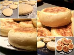 Angol muffin – az angolok reggeli zsemléje | Vacsi nálam? Muffin, Hamburger, Pizza, Recipes, Hollywood, Bread, Muffins, Hamburgers, Food Recipes