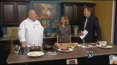 Pink Ribbon Cooking: skirt steaks with salsa   pinkribboncooking.com  wcax.com