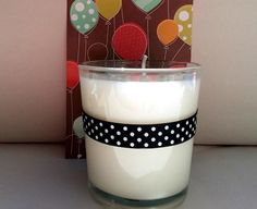New Baby Smell Scented Candle by PudgeBabyCandles on Etsy, $12.50
