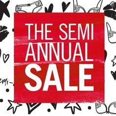 d7431917a0 14 Jan 2019 Onward  Victoria s Secret Semi Annual Sale Victoria s Secret