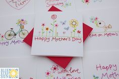 New Mothers Day cards from Blue Eyed Sun for 2016 including Beauty, Knit Wit, Impressed and Pincushion. UK Mothering Sunday is on Sunday March Mothers Day Cards, Happy Mothers Day, Sunday Greetings, Mothering Sunday, Pin Cushions, Greeting Cards, Knitting, Blog, Tricot