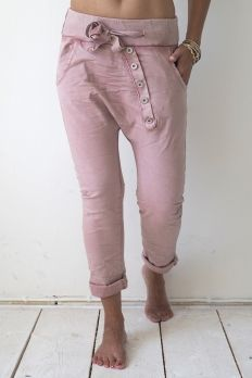 Perfect Jeans YOGA, Light pink