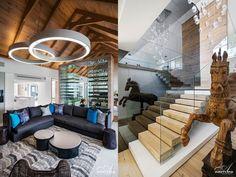 Дизайн интерьера частного дома De Zalze от студии Antoni Associates / CURATED.ru Wall Cladding, Libra, Conference Room, Flooring, Interior Design, Table, Furniture, Home Decor, Projects