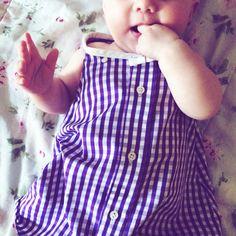 Kjole lavet ud af en skjorte!!!