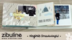Tuto Mini Today — Virginie | L'univers de Zibuline