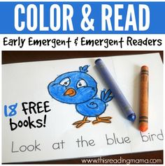 Wow! 18 free books for early readers!