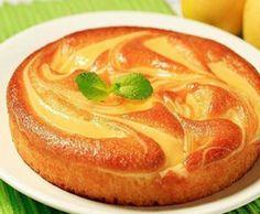 A delicious cheese casserole! Ukrainian Recipes, Russian Recipes, Cottage Cheese Cake Recipe, Sweet Desserts, Sweet Recipes, Easy Recipes, Russian Desserts, Galette, Saveur