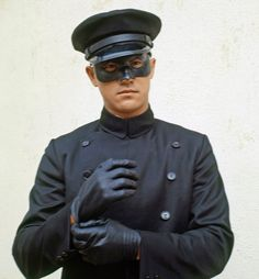 The Green Hornet TV Series 1966-1967. Here's Bruce Lee as Kato.