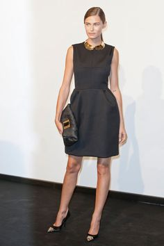 Bianca Balti en Louis Vuitton F11 & PF13 (Look 21)