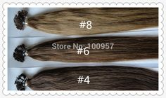 "STOCK-hot fusion ITALIAN Keratin flat tip hair extensions Human Remy Hair 20"" 1g/s100g #6 medium brown     #http://www.jennisonbeautysupply.com/  #<script     http://www.jennisonbeautysupply.com/products/stock-hot-fusion-italian-keratin-flat-tip-hair-extensions-human-remy-hair-20-1gs100g-6-medium-brown/,     	Queenie Fashion  Shop	We promise:  100% human hair weave, double weft, tangle      free, no shedding, can be dyed, straightened, ironed and curled. 	You also can mix ...     	Queenie…"