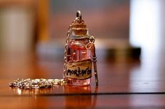 Harry Potter inspired Amortentia Potion by ZombieLoan on Etsy, $10.00