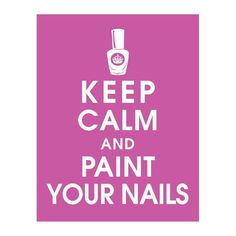 "Keep Calm and ""Color Club"" Your Nails!"
