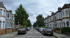 Ashburnham Road. Willesden NW10