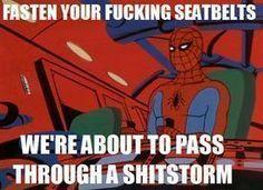 Gotta love that Spiderman