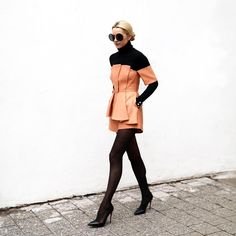 Ladies, It's Tights Season — and We've Got 33 Bold Ways to Wear Them