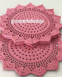 Vintage Doily, crochet lace and cotton doily, vintage lace, white round doily, crocheted doilies Crochet Doily Rug, Crochet Placemats, Crochet Dollies, Crochet Doily Patterns, Crochet Round, Crochet Home, Crochet Flowers, Knitting Patterns, Crochet Stitch