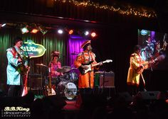 Beatles Tribute Strawberry Fields (12.28.15) - They're here for an all-you-can-eat brunch buffet performance every Saturday! / Photo by Dino Perrucci // Full Gallery @ https://www.facebook.com/media/set/?set=a.10153842827638252.1073741993.108746623251&type=3&uploaded=14