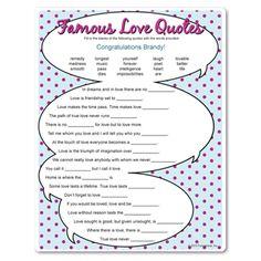 valentine quiz printable