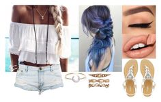 """Untitled #520"" by tinacutie on Polyvore featuring Dune, I+I, Forever 21 and River Island"
