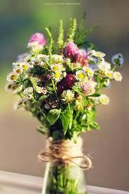 Výsledek obrázku pro букет из полевых цветов