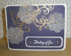 OWH Stars and Stamps: Cardmaking 101 - Heat Embossing