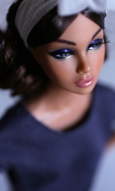 OOAK Doll / Irresistible In India Poppy   by ⓡⓞⓒⓒⓞ