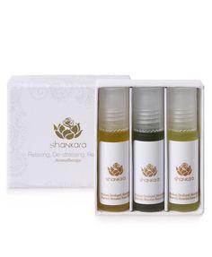 shankara.com-Aromatherapy - Relaxing, De-stressing and Reviving