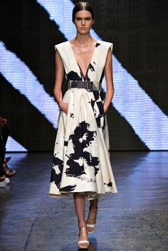 Spring 2015 Ready-to-Wear - Donna Karan