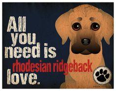 Ridgie love!