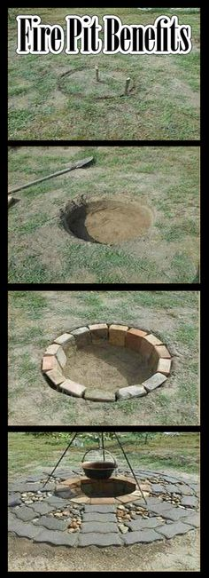 Top Fire Pit Benefits