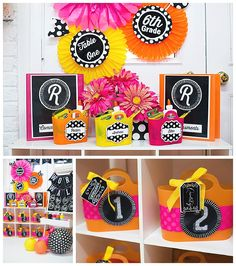 Chalkboard and Polka Dot Inspiration: Two years ago, I created the first chalkboard classroom decor collection! There wasn't anything on the market like it. I was SO proud and so excited t…