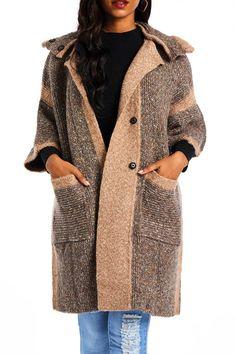 69b4156a5c3 Straight Mid-Length Winter Casual Overcoat  Overcoat coat fashion erchic