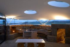 Martello Tower Y by Piercy & Company    http://www.contemporist.com/2012/11/23/martello-tower-y-by-piercy-company/mt_231112_03/