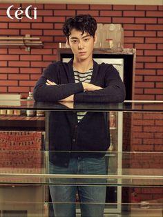 Eunwoo (Astro) - Céci Magazine March Issue '17