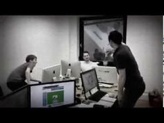It's Funday Friday here at Yoda! Watch our Brand New youtube channel, Epic office Fail! Banana shootout