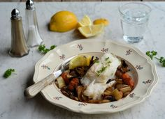 Recipe: Low-Calorie Cod and Moroccan Fish Parcels for the 5:2