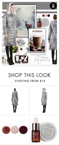 """Unforgettable Winter Memories"" by shambala-379 on Polyvore featuring Nails Inc., Fresh, polyvoreeditorial, winteroutfit, Winter2016 and snowmannewyork"