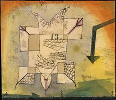 diario ilustracion Paul Klee 9