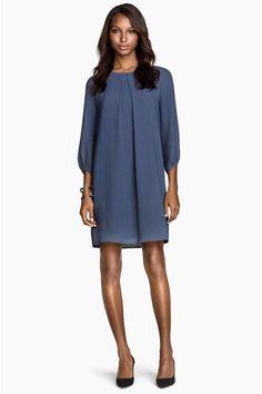Vestido curto | H&M