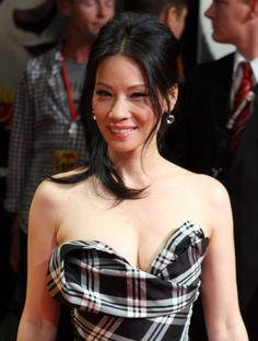 Lucy Liu Simple