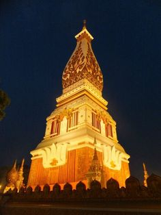 Wat Phra That Phanom,  Nakhon Phanom Province, northeastern Thailand  More detail on wikipedia http://en.wikipedia.org/wiki/Wat_Phra_That_Phanom