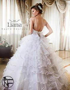 Liana Haute Couture 2014 Bridal Collection