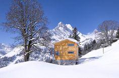 Oberschwändiberg Cottage