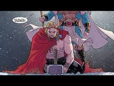 MerlinCast: Unworthy Thor